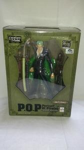 ワンピース POP P.O.P STRONG EDITIOON ゾロ ver.2 ストロング 1.jpg